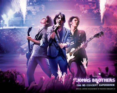 Jonas Brothers The Concert Experience Lord Bobos And Nonna Jb