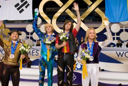 Will Ferrell And Jon Heder In Blades Of Glory Jon Heder