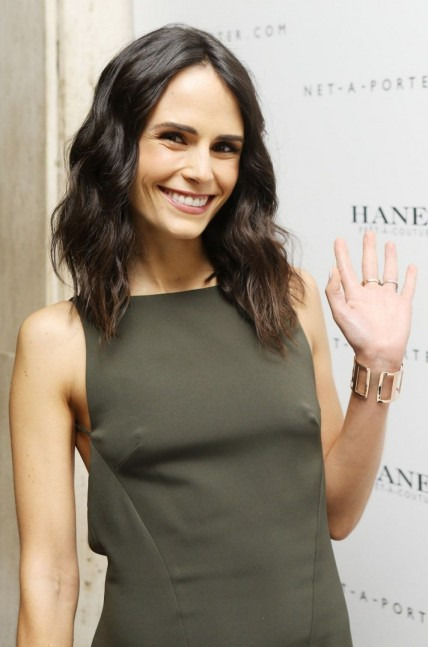 Jordana Brewster At Haney Pret Couture Launch In Hollywood Jordana Brewster