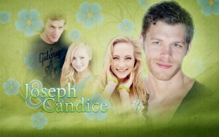 Jodice Joseph Morgan And Candice Accola Joseph Morgan