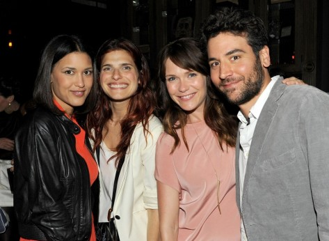 Katie Aselton Josh Radnor Lake Bell And Julia Jones At Event Of Your Sister Bs Sister