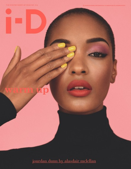 Harlem Loves The Photograph Jourdan Dunn Id Magazine