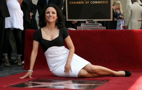 Julia Louis Dreyfus Hot Photoshoot Julia Louis Dreyfus