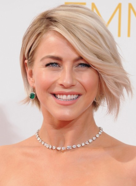 Ff Dabd Julianne Hough Side Swept Julianne Hough