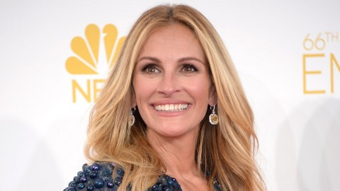 Julia Roberts Headshot Movies