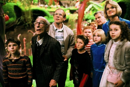 Still Of James Fox Adam Godley Freddie Highmore David Kelly Missi Pyle Franziska Troegner Annasophia Robb Julia Winter Jordan Fry And Philip Wiegratz In Charlie And The Chocolate Factory