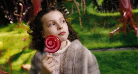 Still Of Julia Winter In Charlie And The Chocolate Factory Large Picture