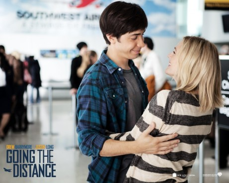 Justin Long In Going The Distance Wallpaper