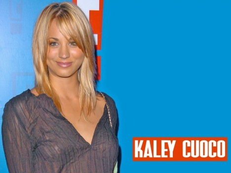 Kaley Cuoco Hot Wallpapers Beach