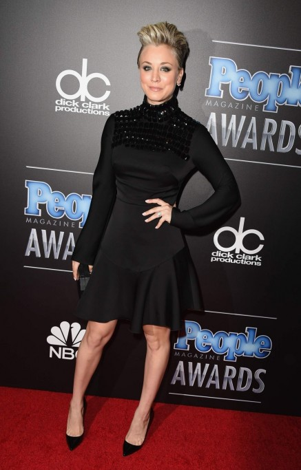 Kaley Cuoco People Magazine Awards In Beverly Hills Kaley Cuoco
