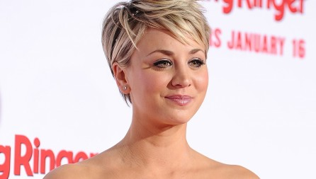 Kaley Cuoco Wedding Ringer Wedding