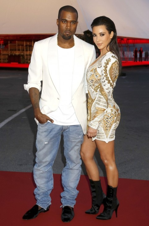 Kanye West Cant Wait To Have Kids With Kim Kardashian