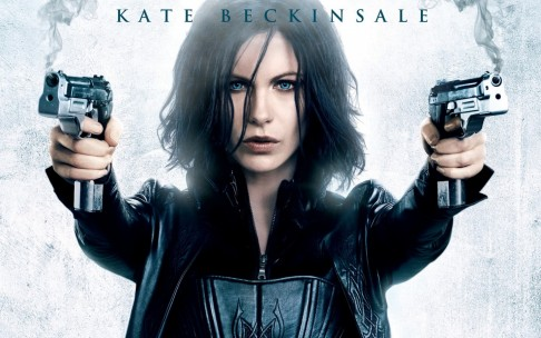 Kate Beckinsale In Underworld Wide Kate Beckinsale
