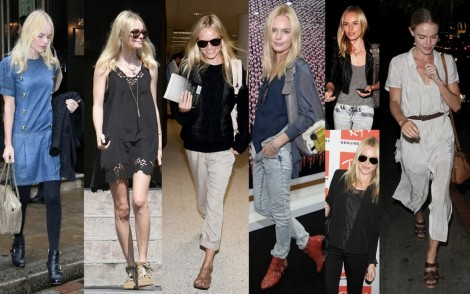 Kate Bosworth Street Style Style