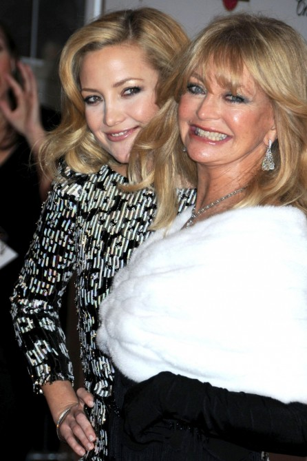 Goldie Hawn Pays Tribute To Daughter Kate Hudson Kate Hudson