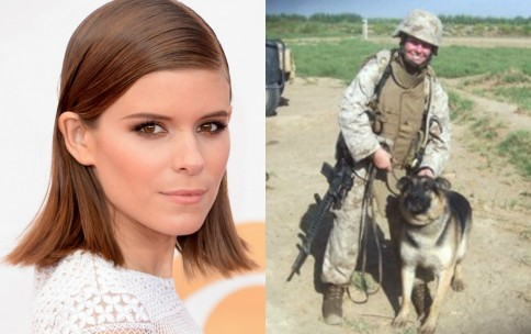Kate Mara Megan Leavey Kate Mara
