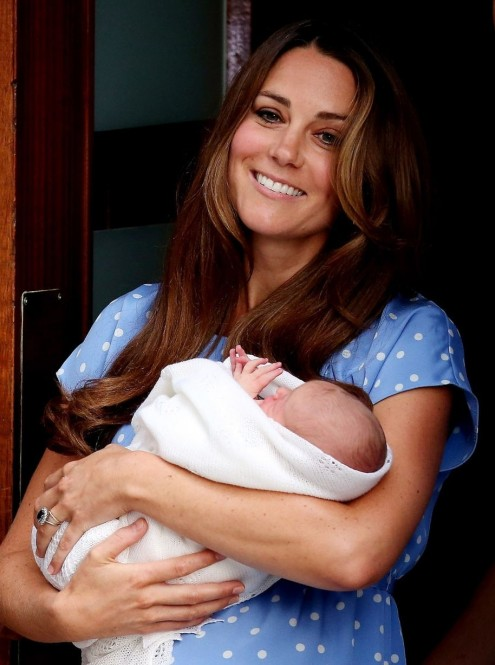 Royal Baby Prince William Kate Middleton