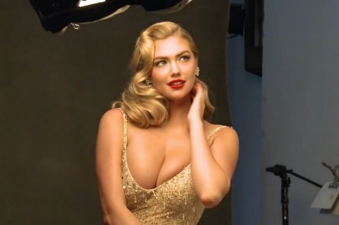 Kate Upton Vanity Fair The Other Woman