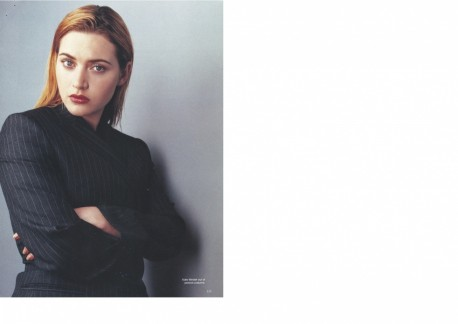 Vogue Kate Winslet Movies