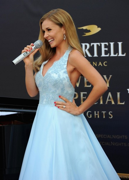 Katherine Jenkins Hosts Martell Very Special Nights Event In Oxford July Katherine Jenkins