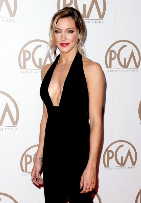 Katie Cassidy Producers Guild Awards In Los Angeles Katie Cassidy