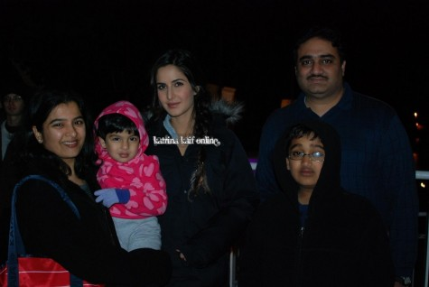 Katrina Kaif Shooting Dhoom In Chicago Dhoom