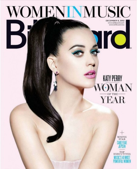 Katy Perry Billboard Magazine Albums
