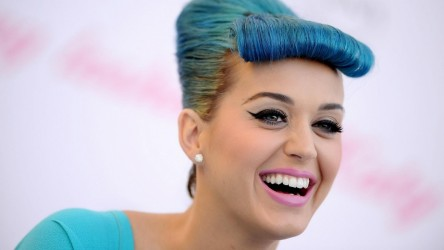 Katy Perry Blue Tufts Albums