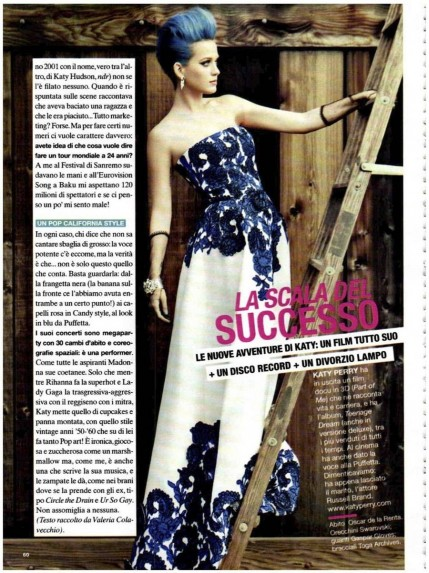 Katy Perry For Glamour Italy June Katy Perry Fashion