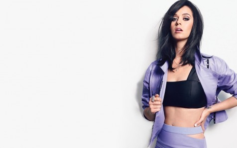 Katy Perry For Marie Claire Wallpaper