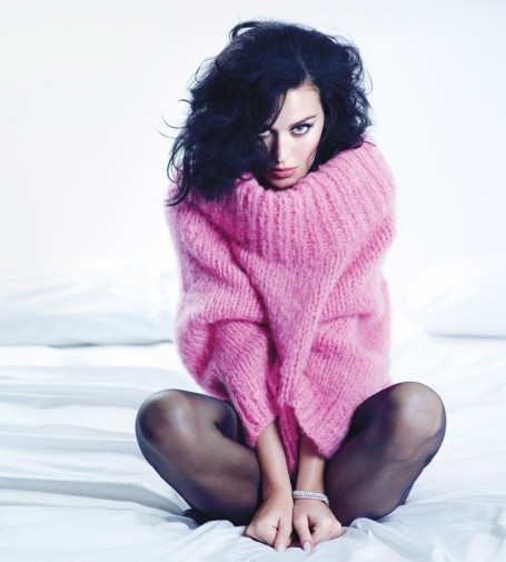 Katy Perry Prism Cover Story Music