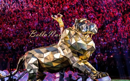 Katy Perry Super Bowl Halftime Performance February Bellanaija Body