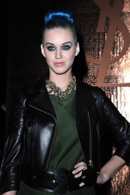 Katy Perry Yves Saint Laurent Paris Fw Vettrinet Fashion