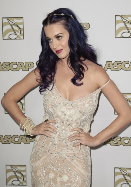 Singer Songwriter Katy Perry Arrives Th Annual Ascap Pop Music Awards Hollywood California Music