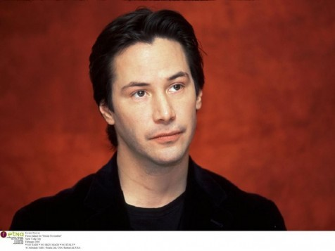 Keanu Reeves Hot