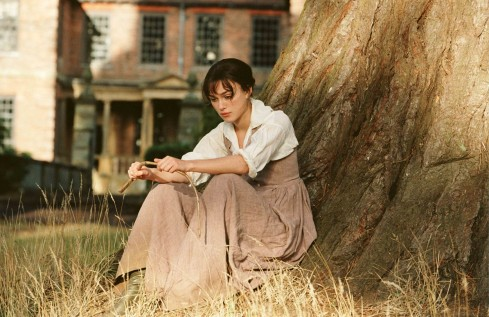Elizabeth Keira Knightley As Elizabeth Bennet Wedding