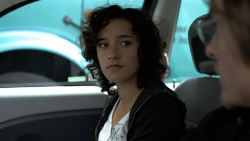 Still Of Keisha Castle Hughes In Vampire Large Picture