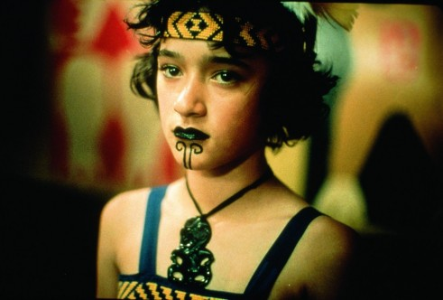 Still Of Keisha Castle Hughes In Whale Rider