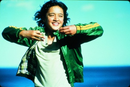 Still Of Keisha Castle Hughes In Whale Rider Large Picture