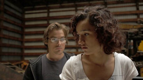 Still Of Kevin Zegers And Keisha Castle Hughes In Vampire