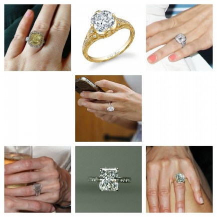 River Kelly Clarkson Brandon Blackstock Engaged Engagement Engagement Rings Rings Celebrity Weddings Main Wedding