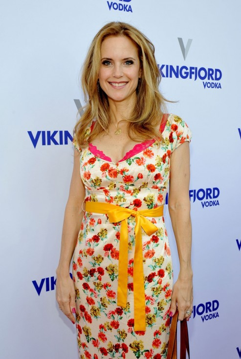Kelly Preston At St Annual Children Mending Hearts Style Sunday In Beverly Hills
