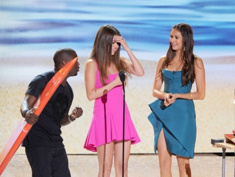 Kevin Hart Teen Choice Awards Show Ookr Qauw Qx