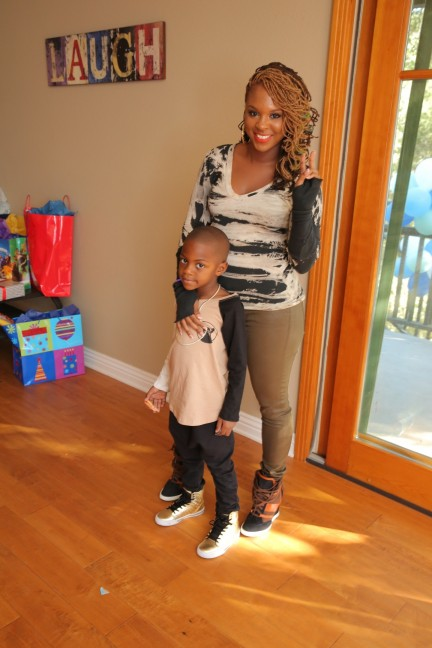 Torrei Hart Kevin Hart Throw Birthday Party For Son Hendrix The Jasmine Brand Kevin Hart