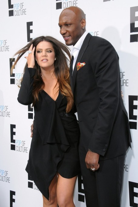 Khloe Kardashian And Lamar Odo