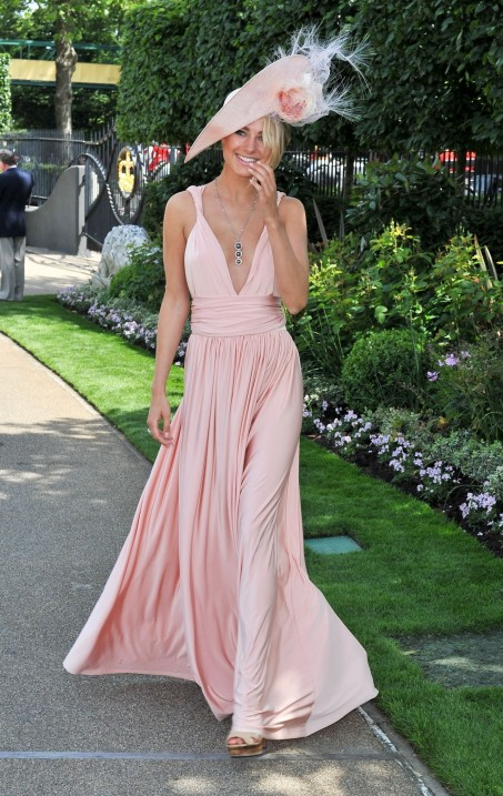Kimberley Garner Royal Ascot At Ascot Racecourse In Ascot Berkshire Uk Kimberley Garner