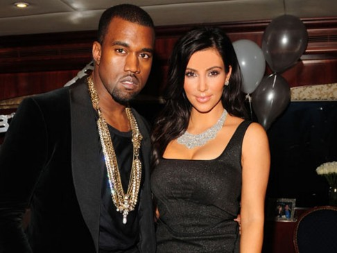 Kanye West And Kim Kardashian Mr Dreamz Magazine Wedding