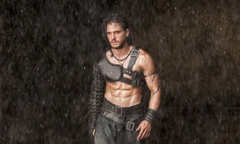 Kit Harington In Pompeii Kit Harington