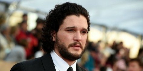 Lan Ape Kit Harington Screen Actors Guild Awards Kit Harington