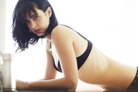 Krysten Ritter Me In My Place Photoshoot Krysten Ritter